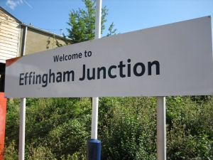 Welcome to Effingham Junction